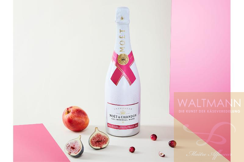 Moet & Chandon ICE Impérial ROSÉ 0,75l